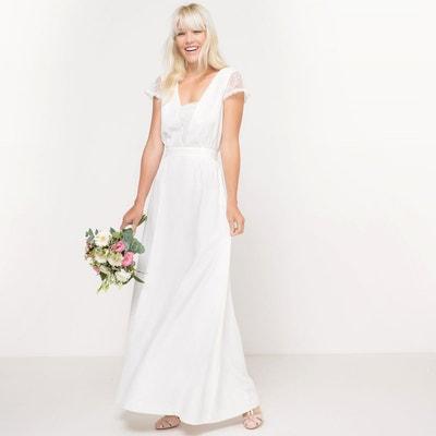 Robe de mariée longue Robe de mariée longue MADEMOISELLE R