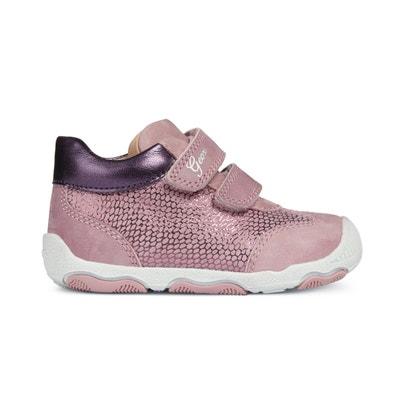 Zapatillas de caña alta con cierre autoadherente B New Balu Girl Zapatillas de caña alta con cierre autoadherente B New Balu Girl GEOX