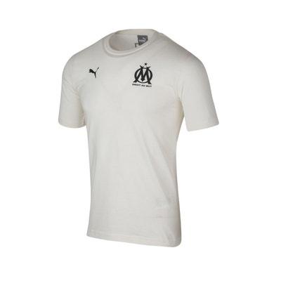 T-shirt OM Fan Slogan Blanc T-shirt OM Fan Slogan Blanc PUMA
