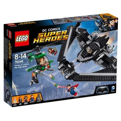 Batman V Superman - Les Héros de la Justice : la bataille dans le ciel - LEG76046 LEGO