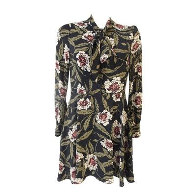 Robe Cravate Retro POUSSIERE D ETOLE