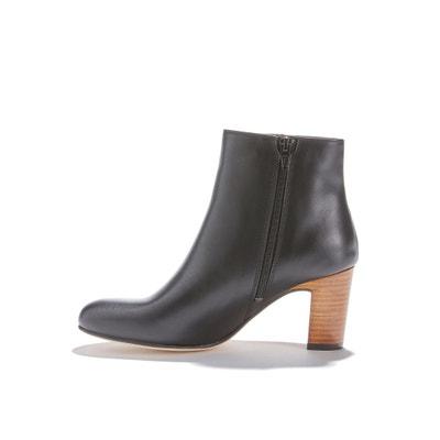 Boots pelle vacchetta GAIA Boots pelle vacchetta GAIA ANTHOLOGY PARIS