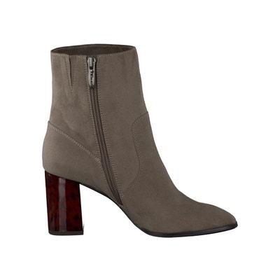 Bottines & low boots à talons TAMARIS cuir marron 40 AiZQ6rSn