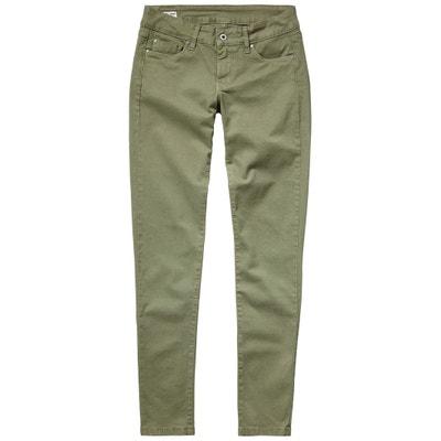 Slim-Fit Cigarette Trousers Slim-Fit Cigarette Trousers PEPE JEANS