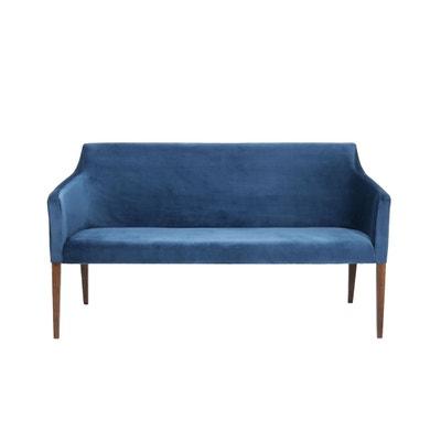 Banquette Mode velours bleu pétrole Kare Design KARE DESIGN