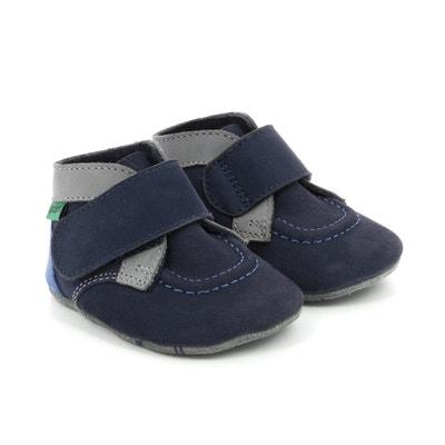 Zapatillas estilo patucos con cierre autoadherente Kickchobon Zapatillas estilo patucos con cierre autoadherente Kickchobon KICKERS