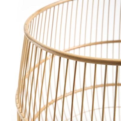 Cesto artesanal de bambú Midori AM.PM.