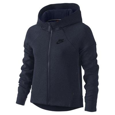 Sweat Nike Tech Fleece Full-Zip Junior - 807563-473 NIKE 805adfd1e921