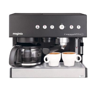 machine a cafe expresso sans dosette la redoute. Black Bedroom Furniture Sets. Home Design Ideas