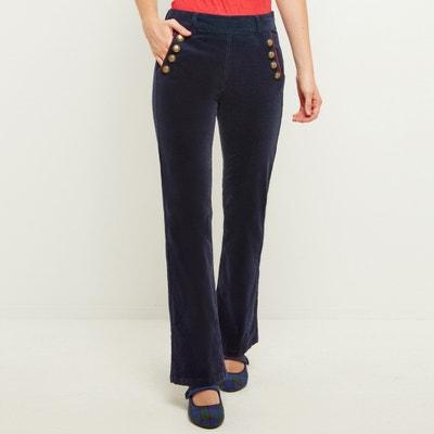 Pantaloni bootcut in velluto Pantaloni bootcut in velluto JOE BROWNS
