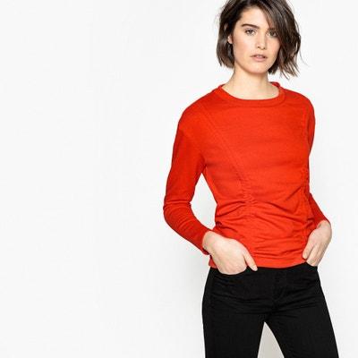 Sweatshirt mit Tunnelzug-Details Sweatshirt mit Tunnelzug-Details La Redoute Collections