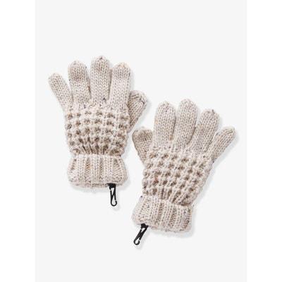 d21ca8945a6 Moufles ou gants mouchetés garçon VERTBAUDET