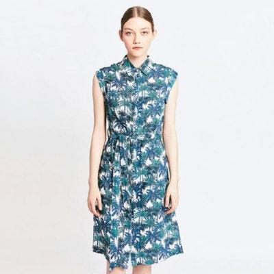 Printed Shirt Dress MIGLE+ME