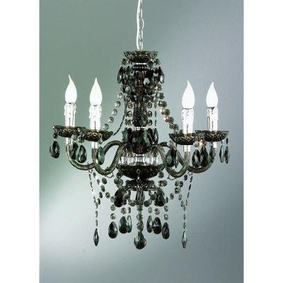 lustre noir baroque la redoute. Black Bedroom Furniture Sets. Home Design Ideas