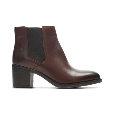 Mascarpone Bay Leather Ankle Boots Mascarpone Bay Leather Ankle Boots CLARKS