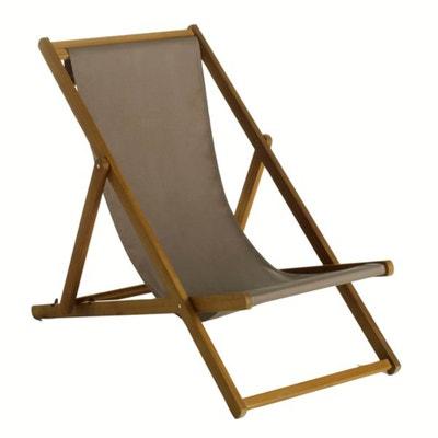 Cadeira de praia, acácia, Amezza Cadeira de praia, acácia, Amezza La Redoute Interieurs