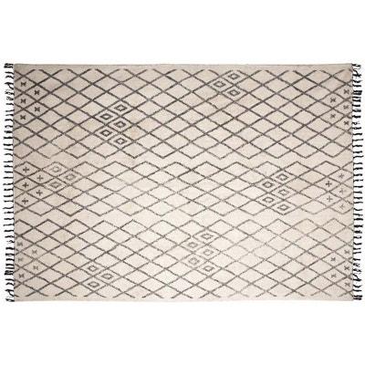 tapis berbre en coton masuna 200x300 cm tapis berbre en coton masuna 200x300 cm aubry gaspard - Tapis 200x300