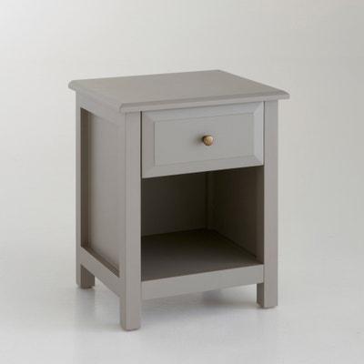 Emma 1 Drawer Bedside Table La Redoute Interieurs