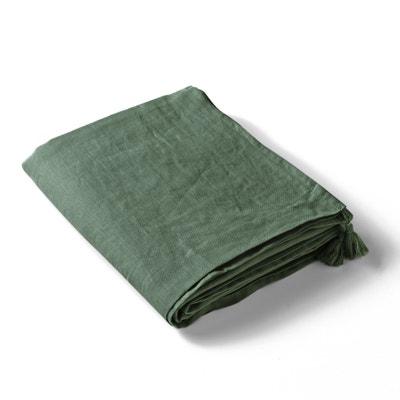 CARLY Washed Linen Flat Sheet CARLY Washed Linen Flat Sheet AM.PM