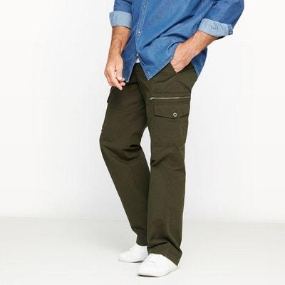 Pantalon sportwear  cargo pur coton Pantalon sportwear  cargo pur coton CASTALUNA FOR MEN