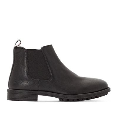 Boots cuir Bromer Boots cuir Bromer KICKERS