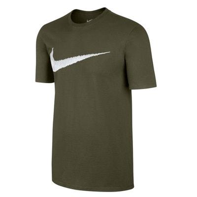 T-shirt met ronde hals en korte mouwen, print vooraan T-shirt met ronde hals en korte mouwen, print vooraan NIKE