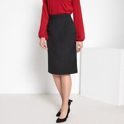 Knee-Length Straight Skirt Knee-Length Straight Skirt ANNE WEYBURN