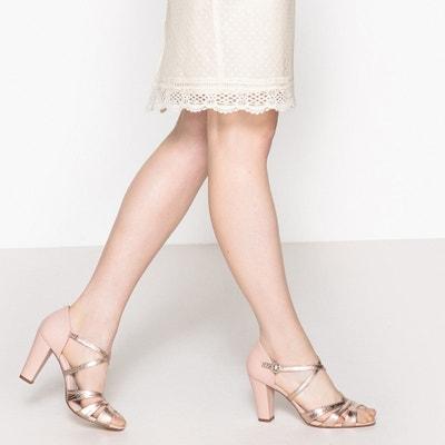 Sandales métallisées Sandales métallisées MADEMOISELLE R