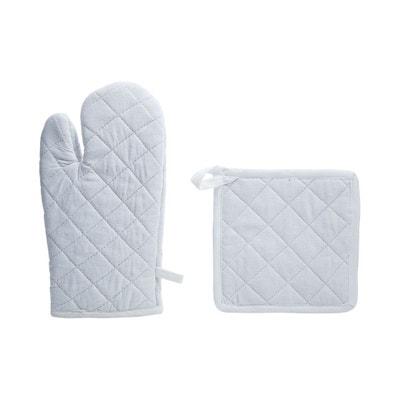 Gant et manique - Coton ATMOSPHERA