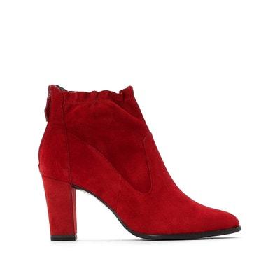 Boots in pelle scamosciata Esmeralda Boots in pelle scamosciata Esmeralda TAMARIS