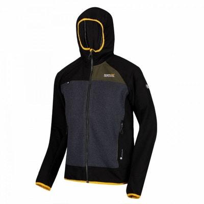 Veste en jean noir homme en solde   La Redoute bac5e1f436b9