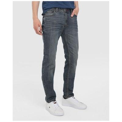 Solde Slim Homme En Semi Jeans La Redoute wIqzCC