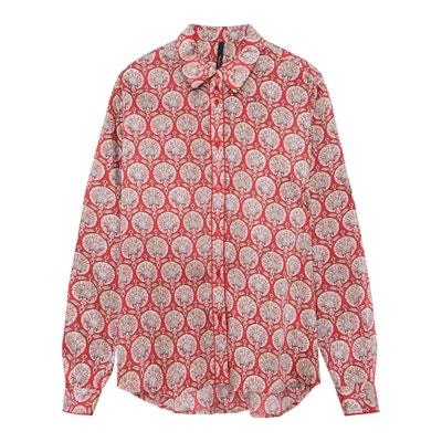 Bluse mit grafischem Print Bluse mit grafischem Print PEPE JEANS