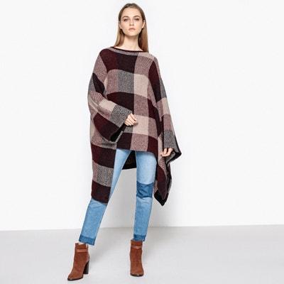 Pull con scollo rotondo in maglia grossa La Redoute Collections
