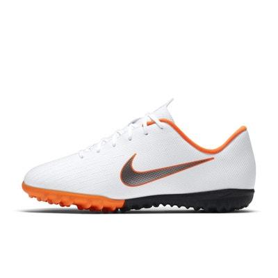 87780a9735efe Chaussures football NK JR VAP X 12 ACMY TF BLC Chaussures football NK JR  VAP X. NIKE