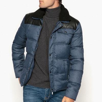 Blouson court col chemise, plein hiver Blouson court col chemise, plein  hiver LA REDOUTE. Soldes 0f886f1014d8