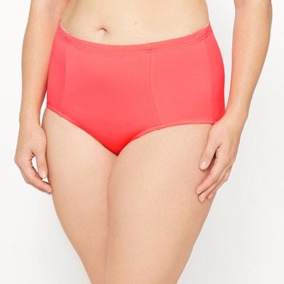 Bas de maillot de bain culotte gainante taille haute Bas de maillot de bain culotte gainante taille haute CASTALUNA