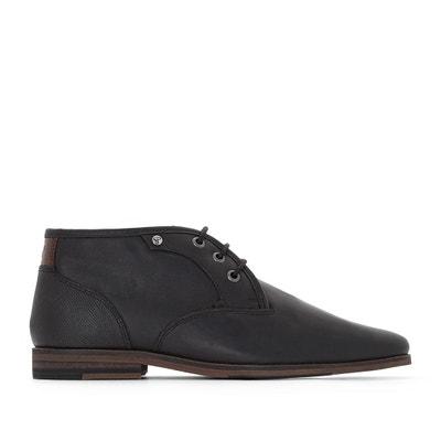 Desert boots pelle ALERTE REDSKINS