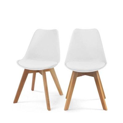 Lot de 2 chaises design Ormond Log Lot de 2 chaises design Ormond Log DRAWER