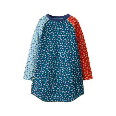 Robe en jersey à imprimé cosy BODEN