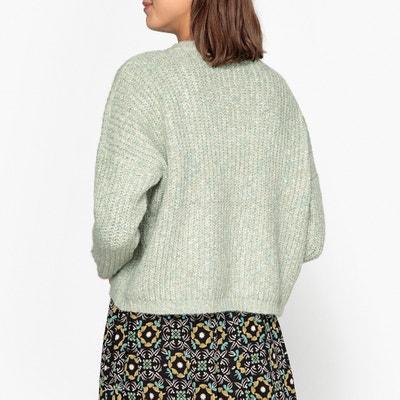 Пуловер из плотного трикотажа AUDRAN Пуловер из плотного трикотажа AUDRAN GARANCE PARIS