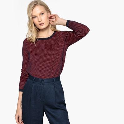 Crew Neck Fine Gauge Knit Jumper/Sweater Crew Neck Fine Gauge Knit Jumper/Sweater ESPRIT
