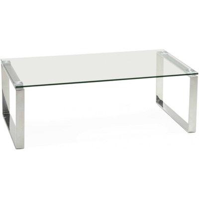 Table Basse En Verre En Solde La Redoute