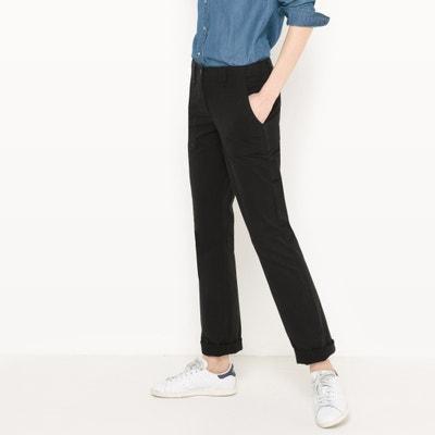 Calças cargo, cintura standard Calças cargo, cintura standard La Redoute Collections