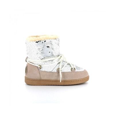 5297392053b4e Boots nubuck girly LENI CASSIS COTE D AZUR