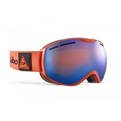 Masque de ski mixte JULBO Orange ISON XCL Orange - Spectron 3 L+ Masque de ski mixte JULBO Orange ISON XCL Orange - Spectron 3 L+ JULBO