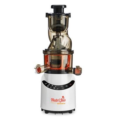 Extracteur de jus tactile Nutrijus PJ552 SIMEO