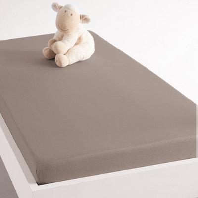 Sábana bajera para cama de bebé, de algodón SCENARIO
