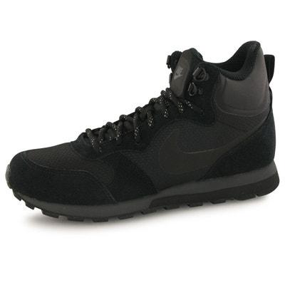 Baskets Nike Md Runner 2 Mid Premium Noir Homme Baskets Nike Md Runner 2 Mid Premium Noir Homme NIKE