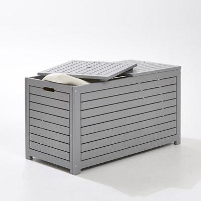 Arcón rectangular para organización exterior, de acacia Arcón rectangular para organización exterior, de acacia LES PETITS PRIX